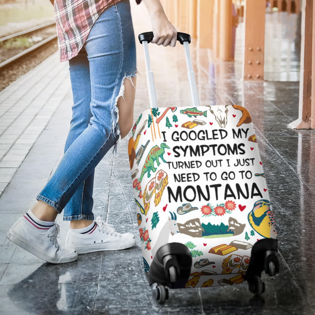 I JUST NEED TO GO TO MONTANA LUGGAGE COVERS