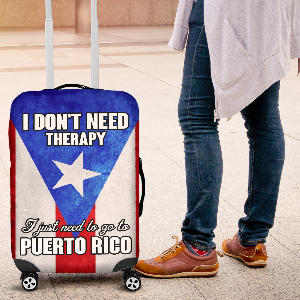 PUERTO RICAN LUGGAGE COVER