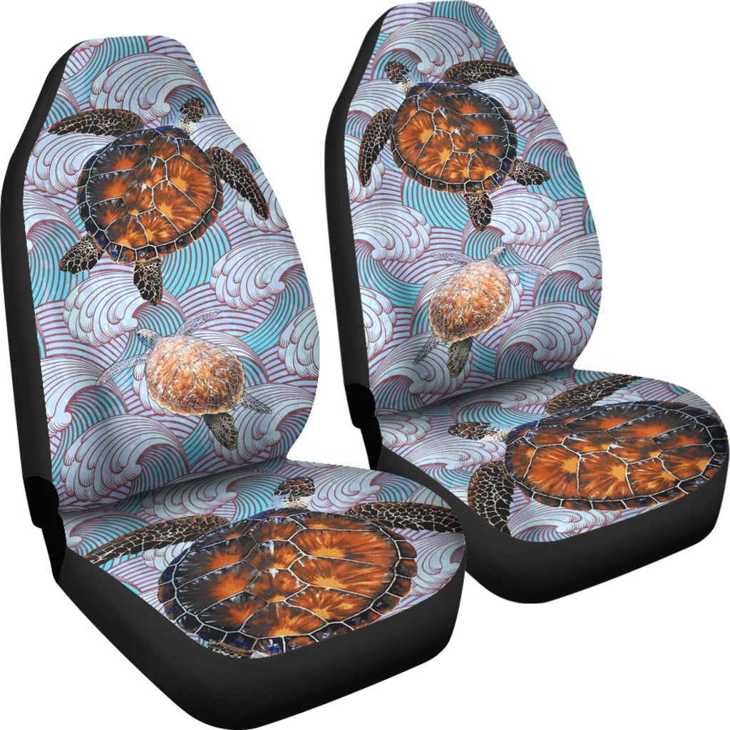 Turtle Car Seat Covers -  Teezalo LLC