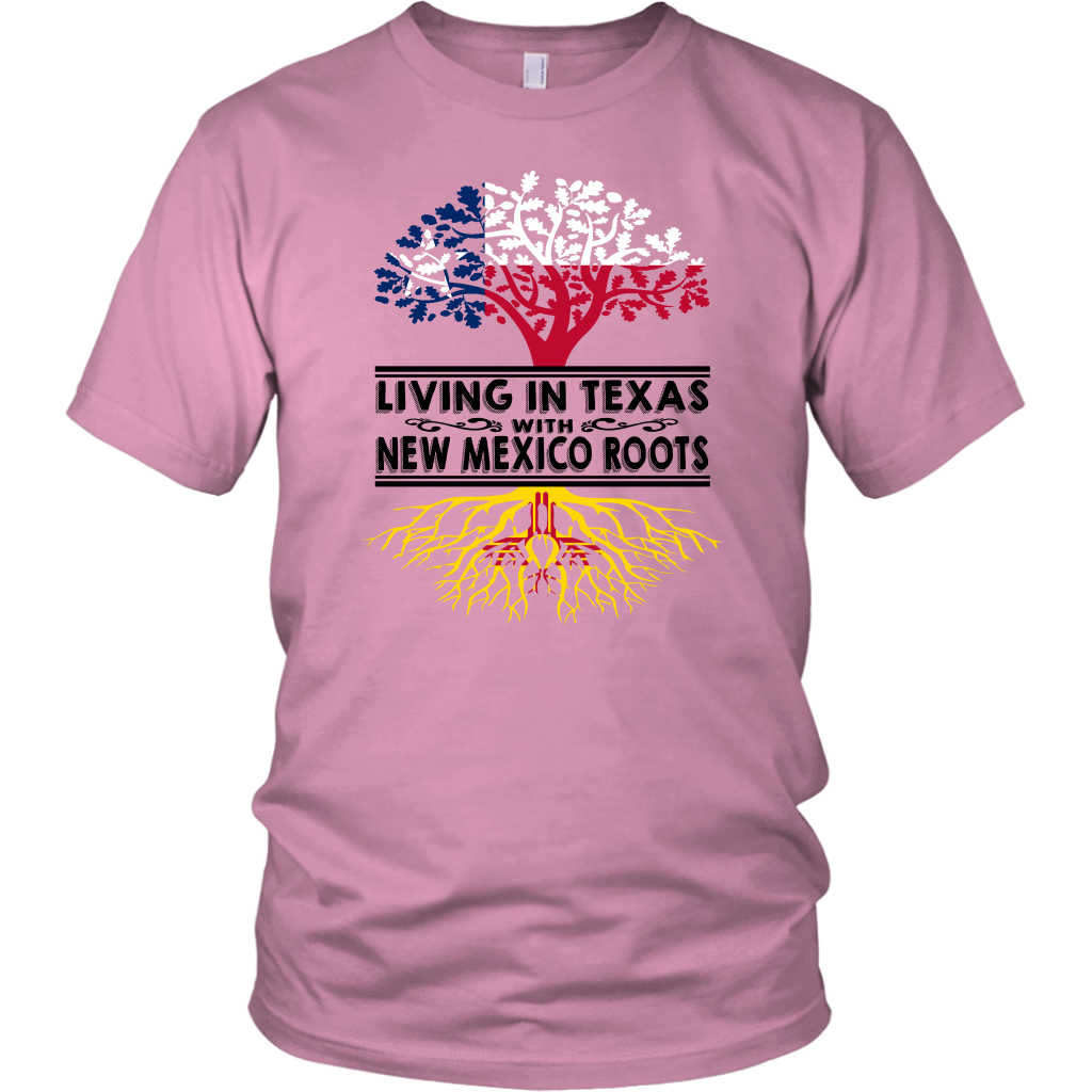 LIVING IN TEXAS WITH NEW MEXICO ROOTS
