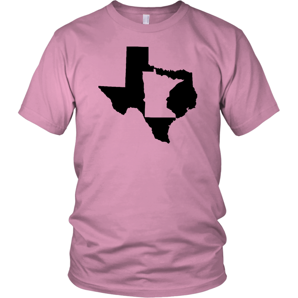 Living In Texas And You're From Minnesota T Shirt
