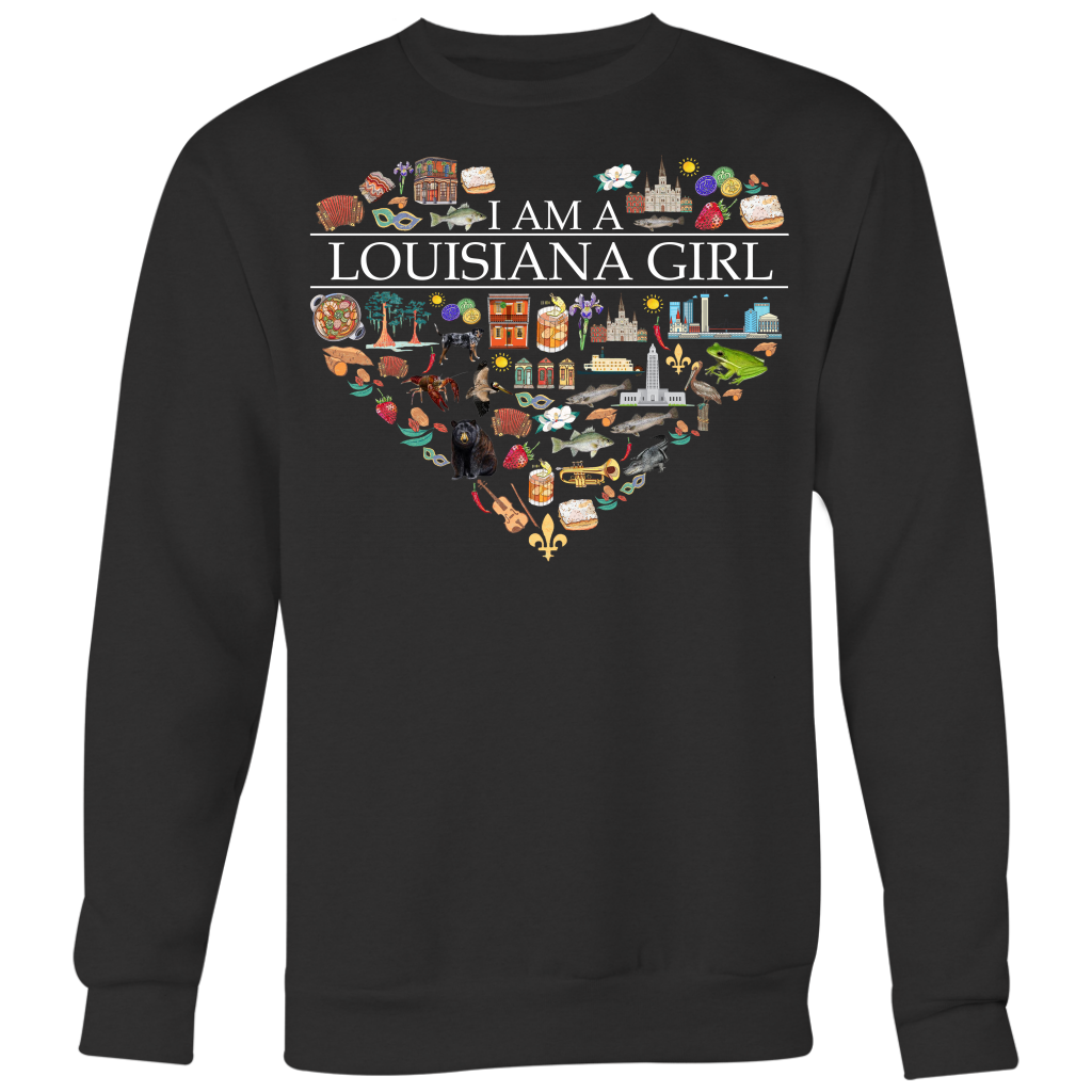 I AM A LOUISIANA GIRL