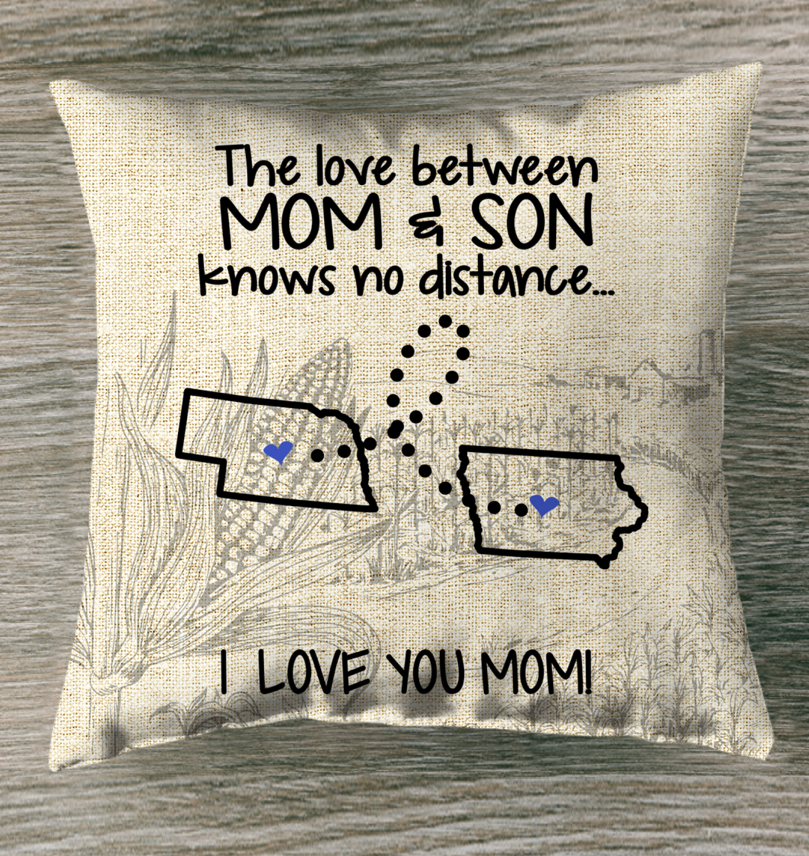 IOWA NEBRASKA THE LOVE BETWEEN MOM AND SON