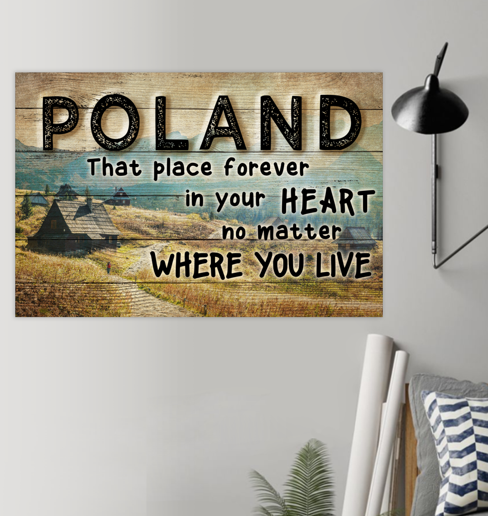 POLAND THAT PLACE FOREVER IN YOUR HEART NO MATTER WHERE YOUR GO