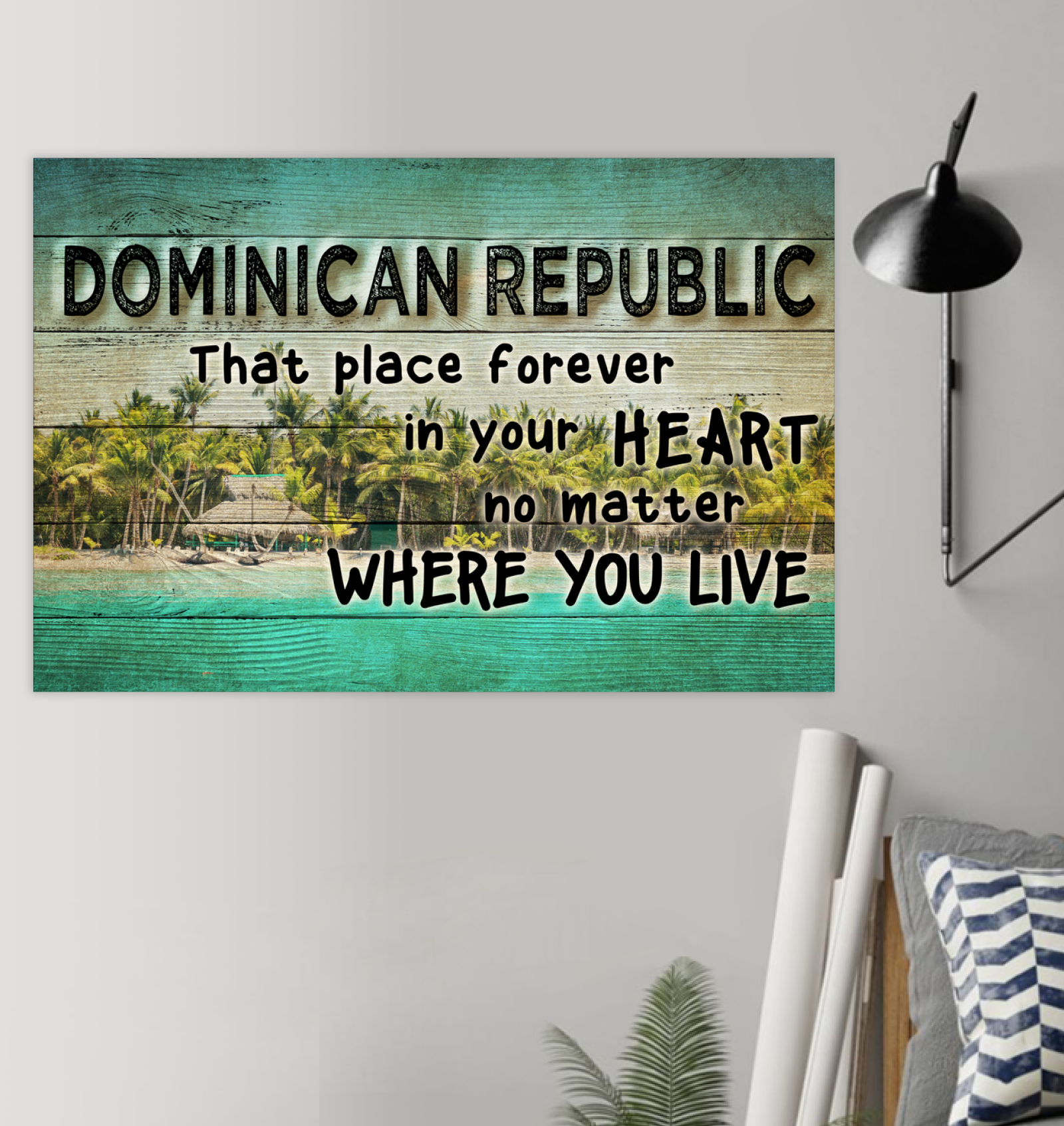 DOMINICAN REPUBLIC THAT PLACE FOREVER IN YOUR HEART NO MATTER WHERE YOUR GO