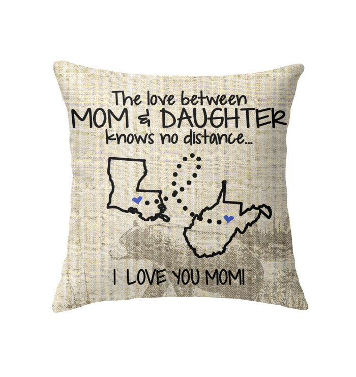 WEST VIRGINIA LOUISIANA THE LOVE BETWEEN MOM AND DAUGHTER