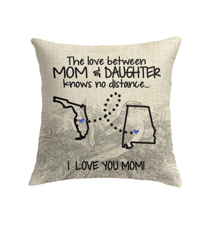 ALABAMA FLORIDA THE LOVE MOM AND DAUGHTER KNOWS NO DISTANCE