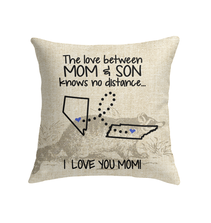 TENNESSEE NEVADA THE LOVE BETWEEN MOM AND SON