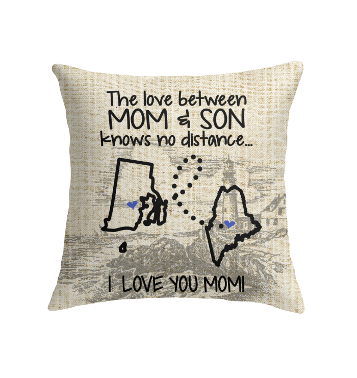 MAINE RHODE ISLAND THE LOVE BETWEEN MOM AND SON