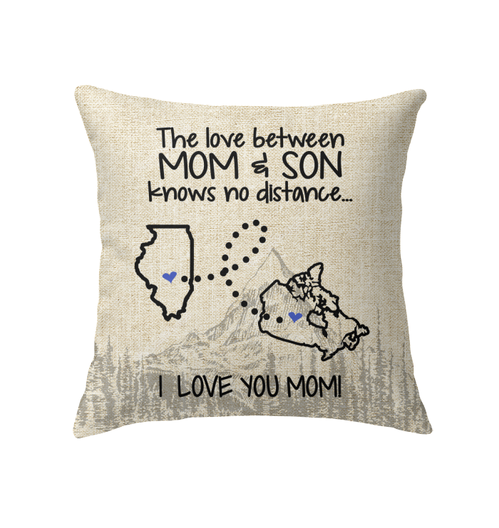 CANADA ILLINOIS THE LOVE BETWEEN MOM AND SON