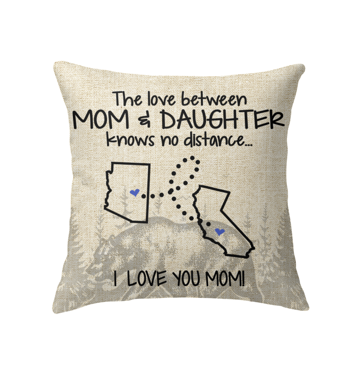 CALIFORNIA ARIZONA THE LOVE BETWEEN MOM AND DAUGHTER