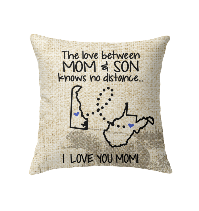 WEST VIRGINIA DELAWARE THE LOVE BETWEEN MOM AND SON