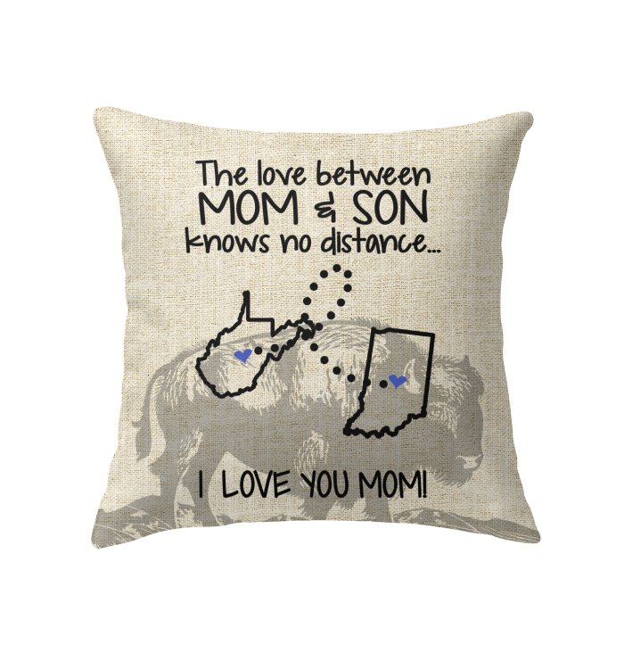 INDIANA WEST VIRGINIA THE LOVE BETWEEN MOM AND SON