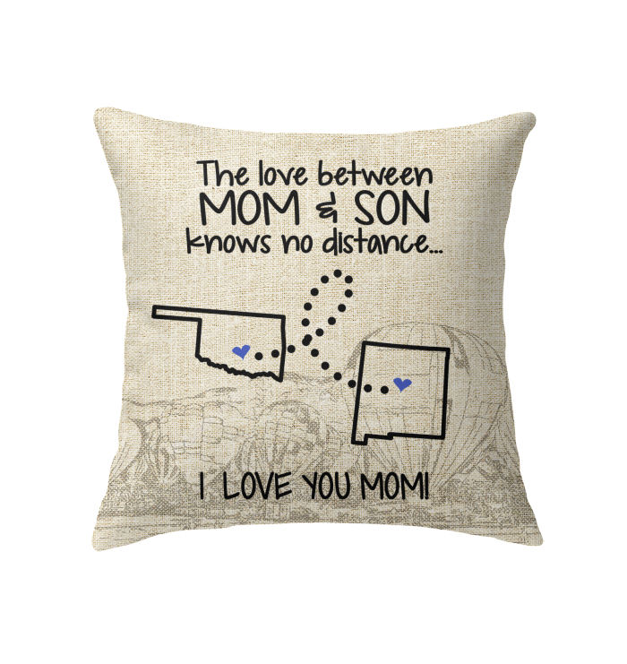 NEW MEXICO OKLAHOMA THE LOVE BETWEEN MOM AND SON