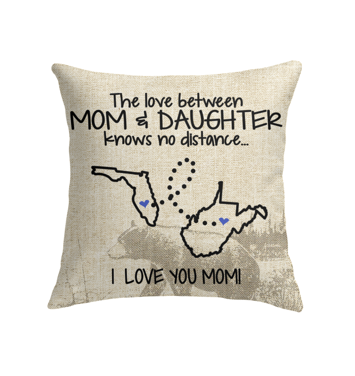 WEST VIRGINIA FLORIDA THE LOVE BETWEEN MOM AND DAUGHTER