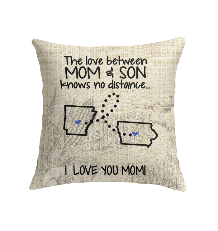 IOWA ARKANSAS THE LOVE BETWEEN MOM AND SON