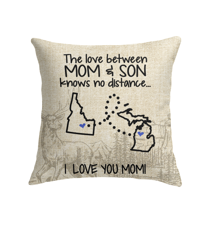 MICHIGAN IDAHO THE LOVE BETWEEN MOM AND SON