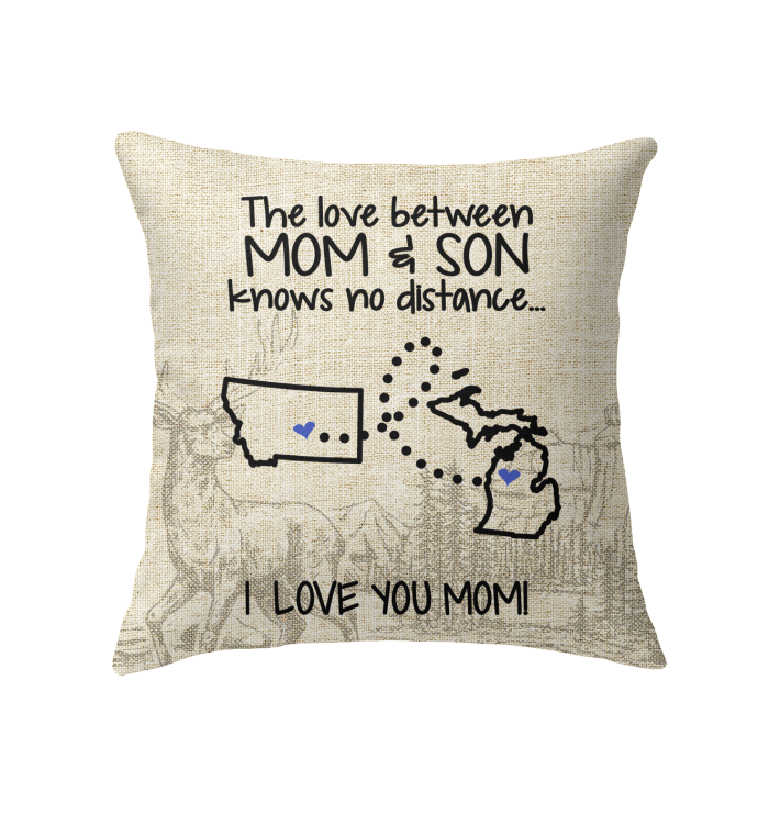 MICHIGAN MONTANA THE LOVE BETWEEN MOM AND SON
