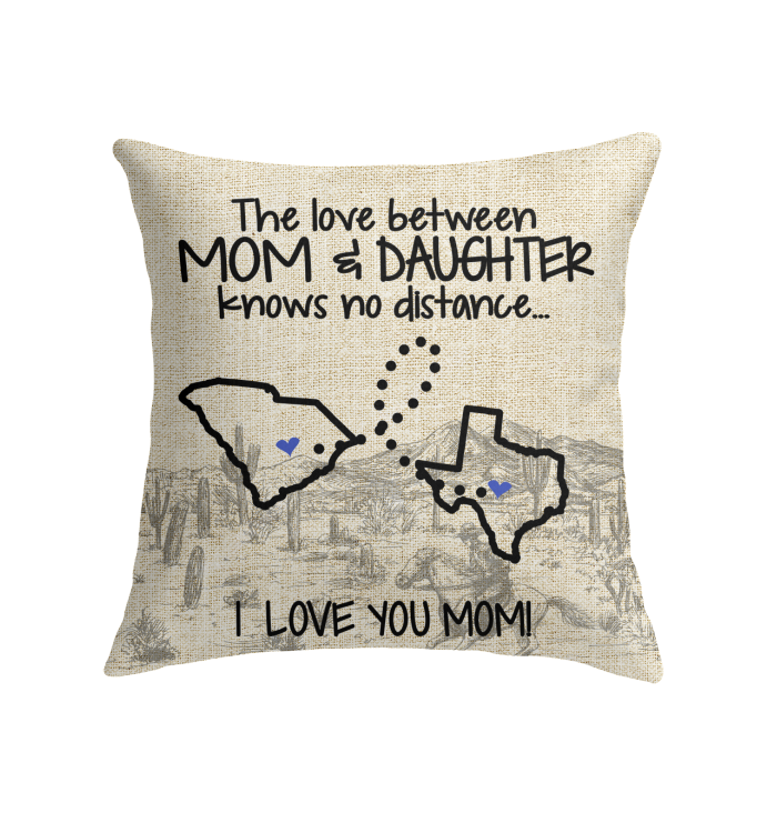 TEXAS SOUTH CAROLINA THE LOVE BETWEEN MOM AND DAUGHTER