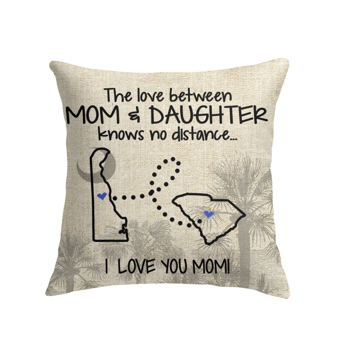 SOUTH CAROLINA DELAWARE THE LOVE BETWEEN MOM AND DAUGHTER