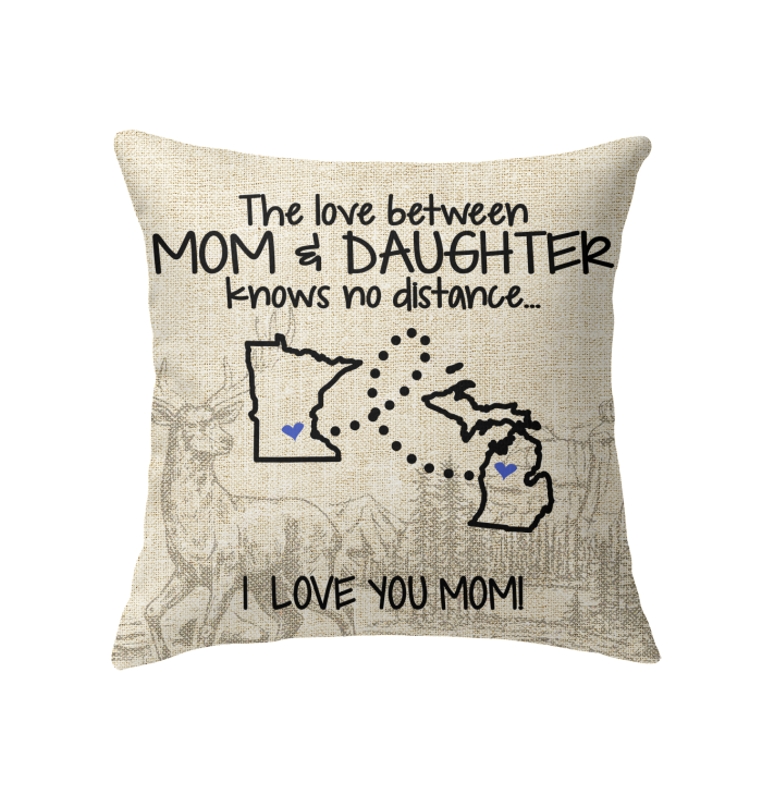 MICHIGAN MINNESOTA THE LOVE BETWEEN MOM AND DAUGHTER