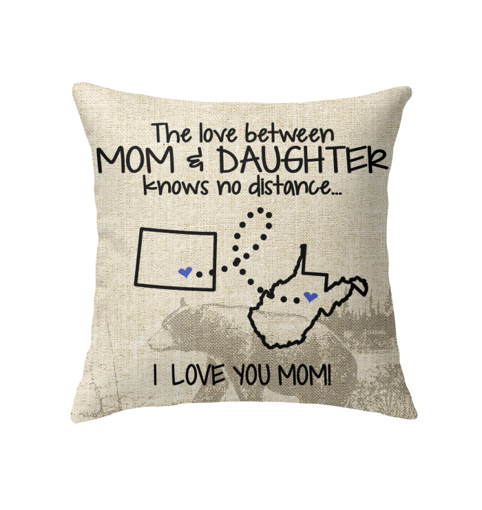 WEST VIRGINIA COLORADO THE LOVE BETWEEN MOM AND DAUGHTER
