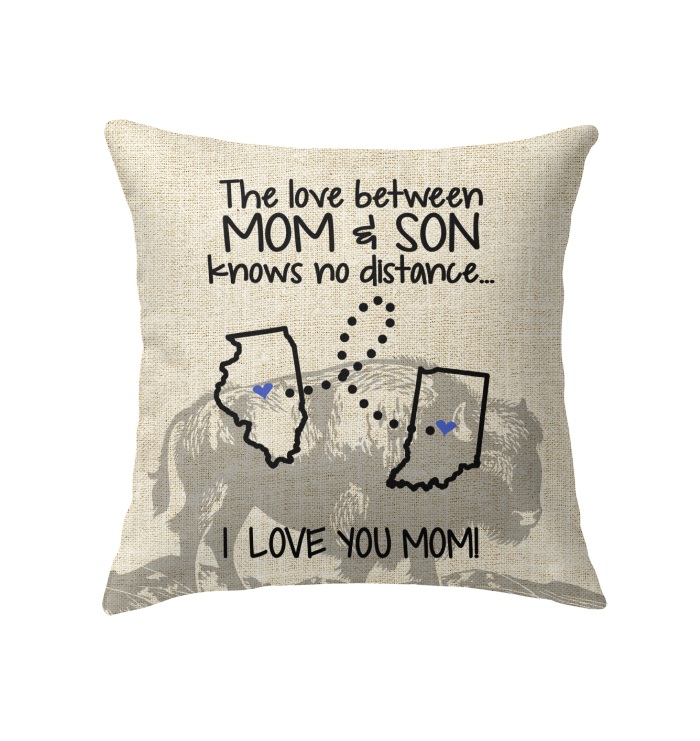 INDIANA ILLINOIS THE LOVE BETWEEN MOM AND SON