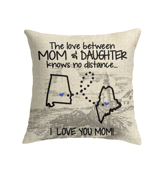 MAINE ALABAMA THE LOVE BETWEEN MOM AND DAUGHTER