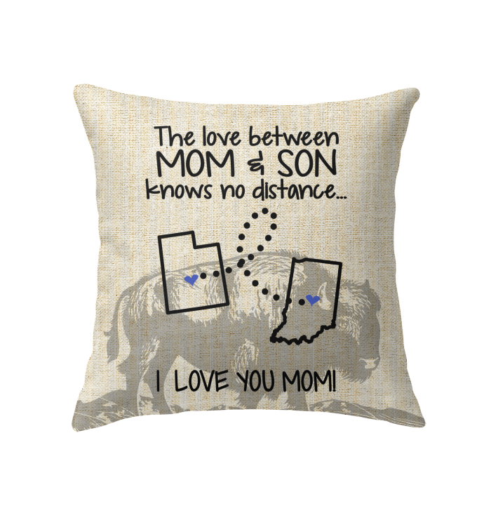 INDIANA UTAH THE LOVE BETWEEN MOM AND SON