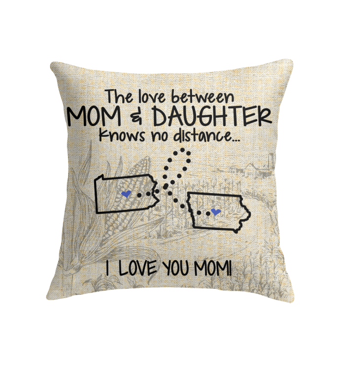 IOWA PENNSYLVANIA THE LOVE BETWEEN MOM AND DAUGHTER