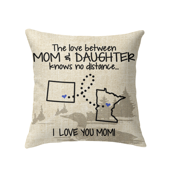 MINNESOTA COLORADO THE LOVE BETWEEN MOM AND DAUGHTER