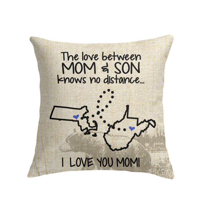 WEST VIRGINIA MASSACHUSETTS THE LOVE BETWEEN MOM AND SON