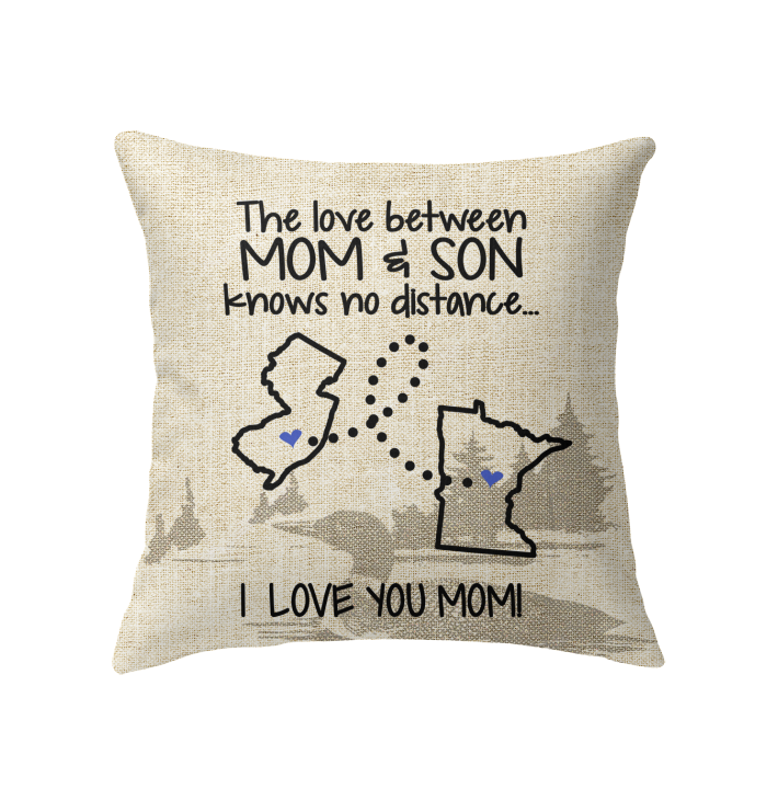 MINNESOTA NEW JERSEY THE LOVE BETWEEN MOM AND SON