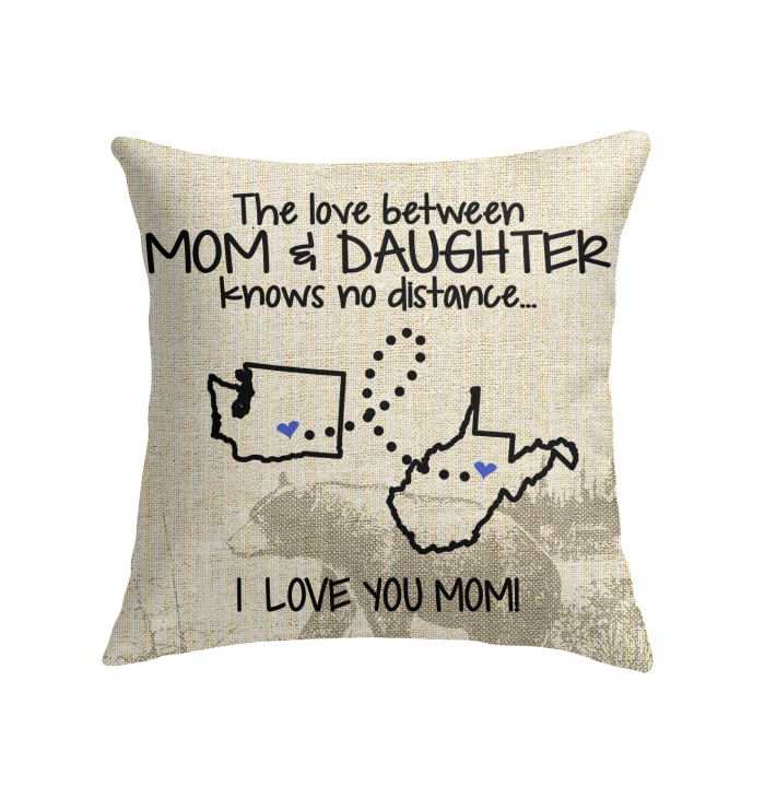 WEST VIRGINIA WASHINGTON THE LOVE BETWEEN MOM AND DAUGHTER
