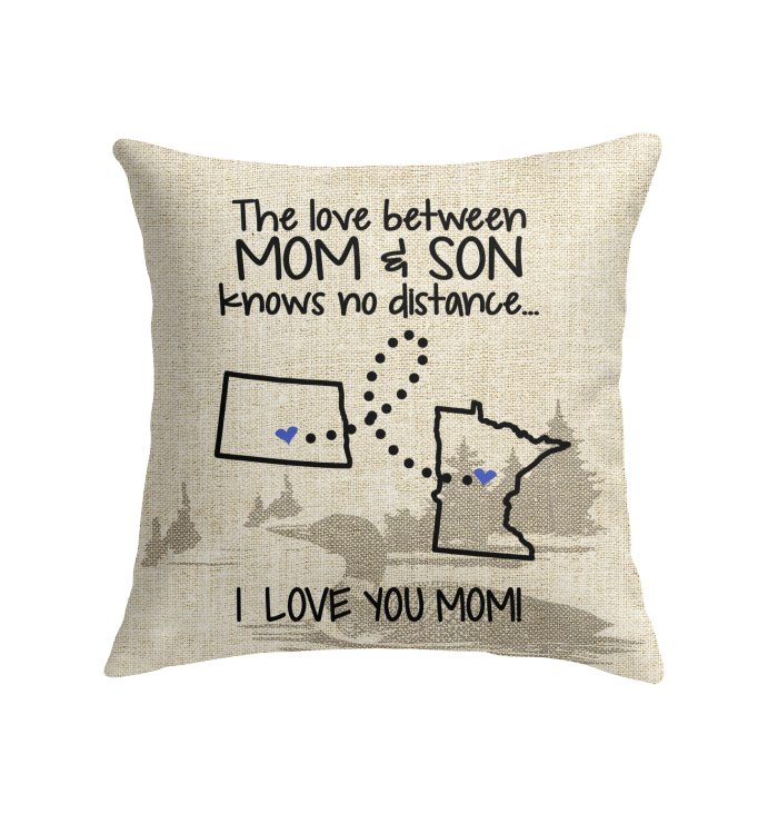 MINNESOTA NORTH DAKOTA THE LOVE BETWEEN MOM AND SON