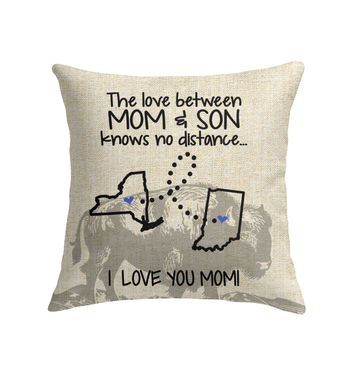 INDIANA NEW YORK THE LOVE BETWEEN MOM AND SON