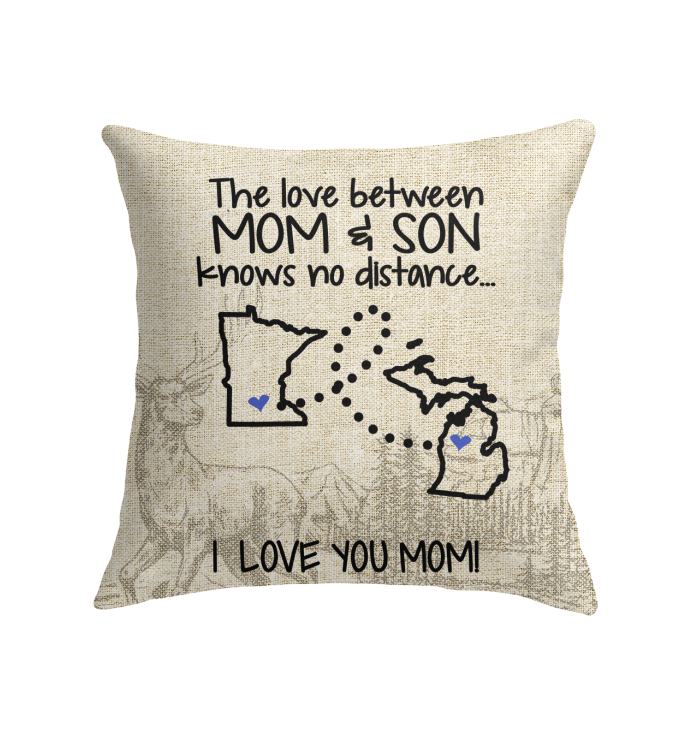 MICHIGAN MINNESOTA THE LOVE BETWEEN MOM AND SON