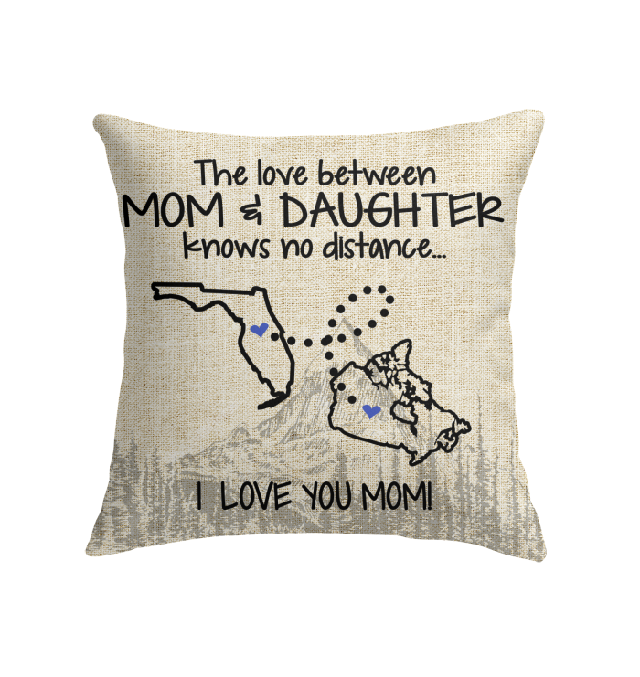 CANADA FLORIDA THE LOVE BETWEEN MOM AND DAUGHTER