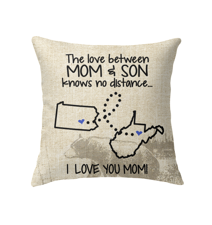 WEST VIRGINIA PENNSYLVANIA THE LOVE BETWEEN MOM AND SON
