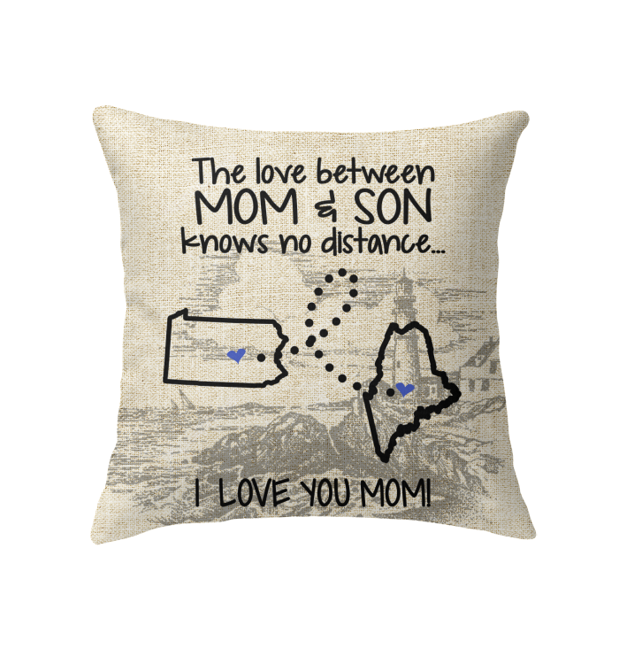 MAINE PENNSYLVANIA THE LOVE BETWEEN MOM AND SON