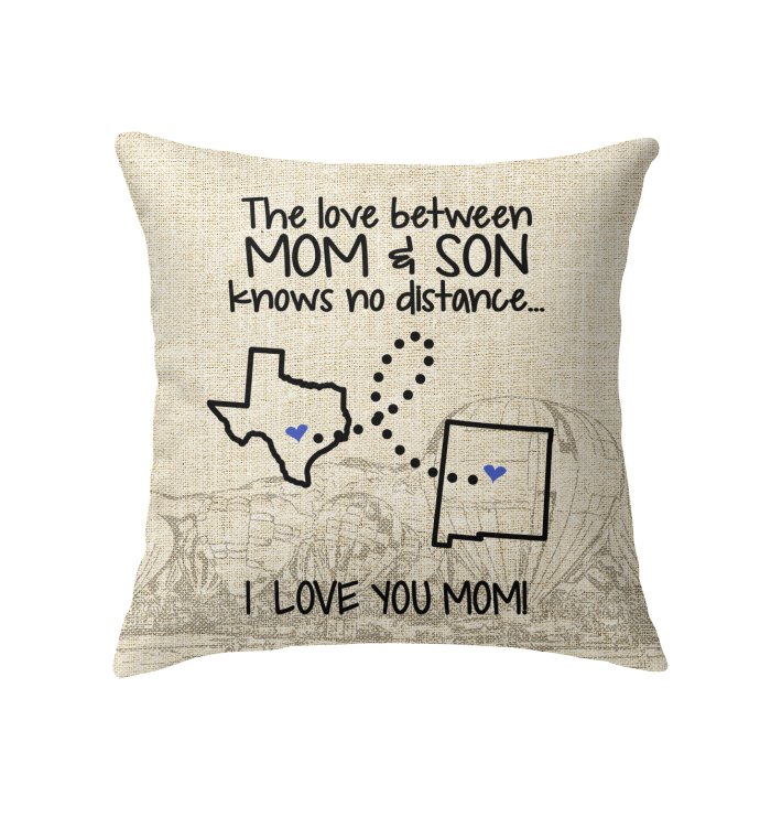 NEW MEXICO TEXAS THE LOVE BETWEEN MOM AND SON