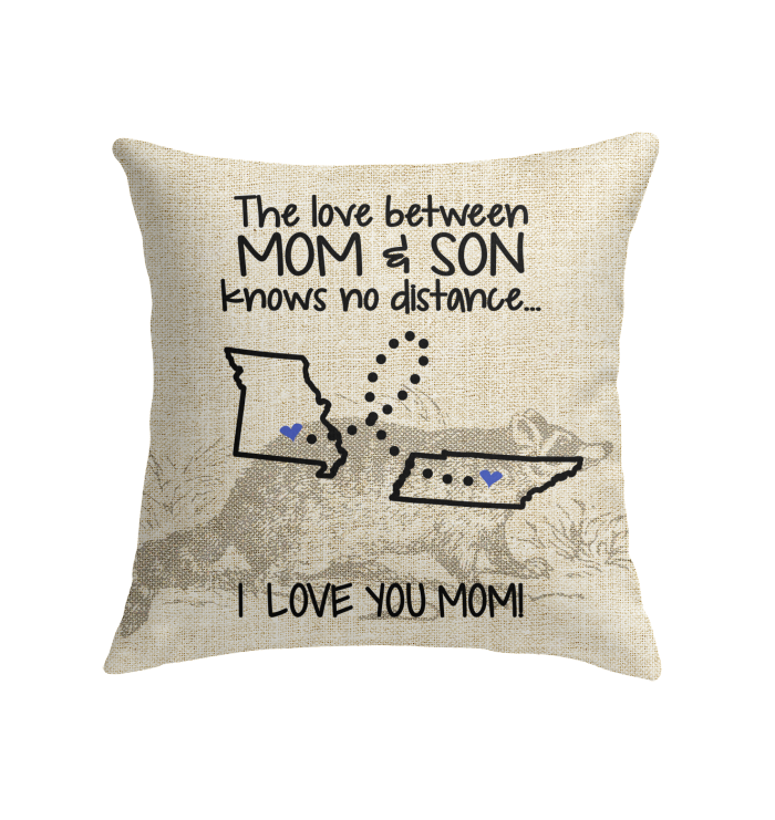 TENNESSEE MISSOURI THE LOVE BETWEEN MOM AND SON