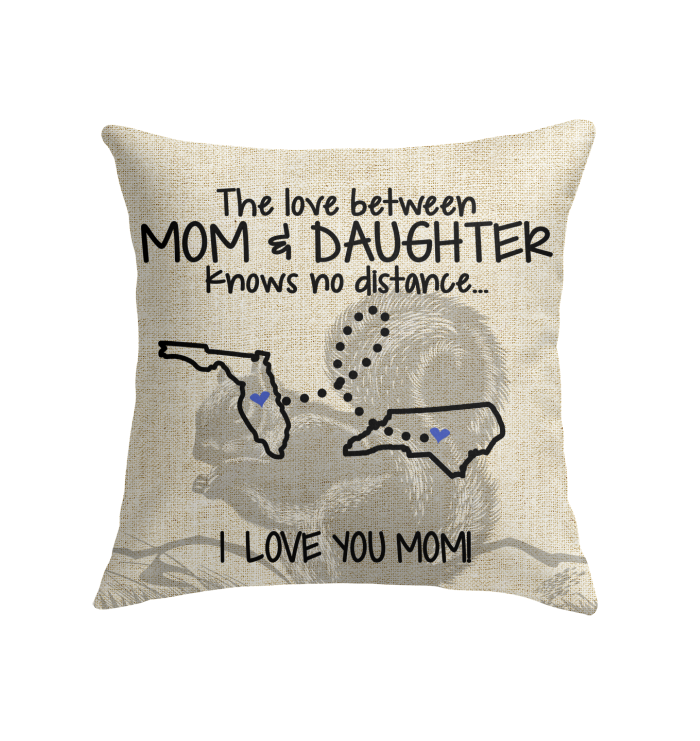 NORTH CAROLINA FLORIDA THE LOVE MOM AND DAUGHTER KNOWS NO DISTANCE