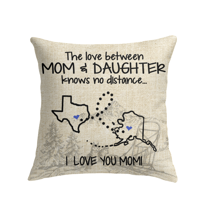 ALASKA TEXAS THE LOVE BETWEEN MOM AND DAUGHTER