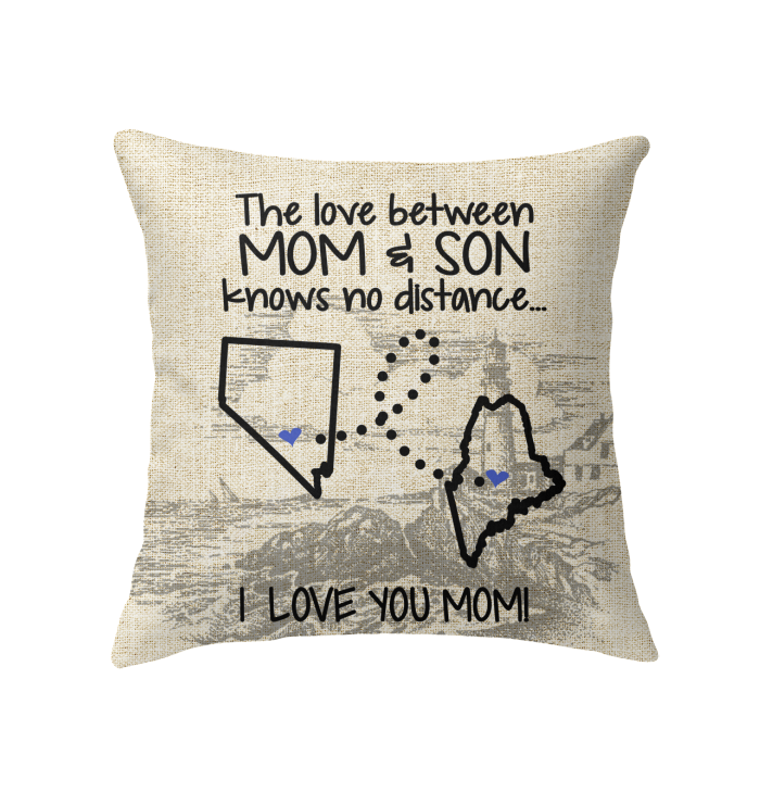 MAINE NEVADA THE LOVE BETWEEN MOM AND SON