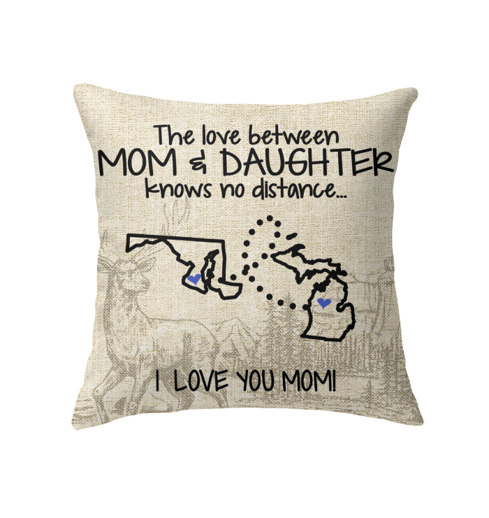 MICHIGAN MARYLAND THE LOVE BETWEEN MOM AND DAUGHTER