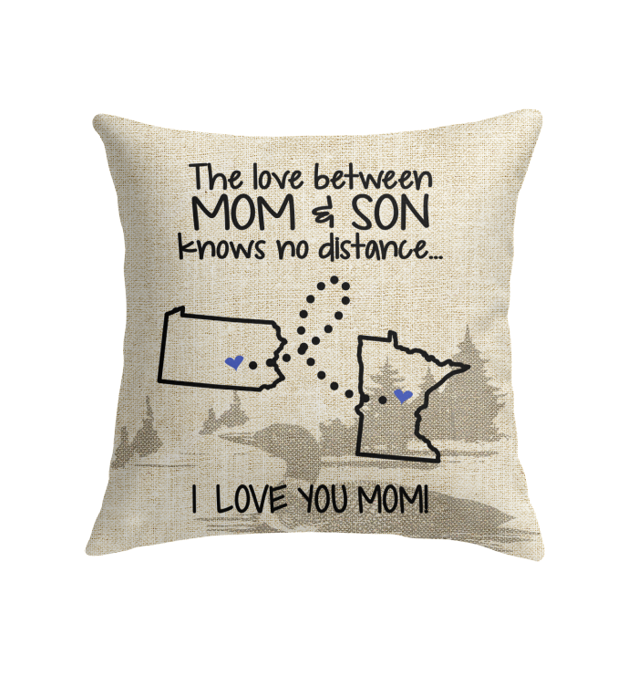 MINNESOTA PENNSYLVANIA THE LOVE BETWEEN MOM AND SON