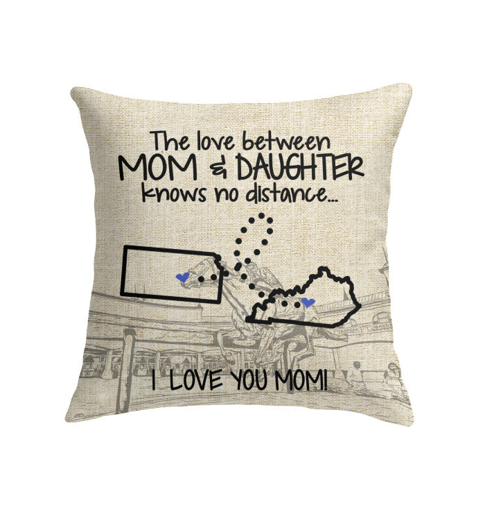 KENTUCKY KANSAS THE LOVE MOM AND DAUGHTER KNOWS NO DISTANCE