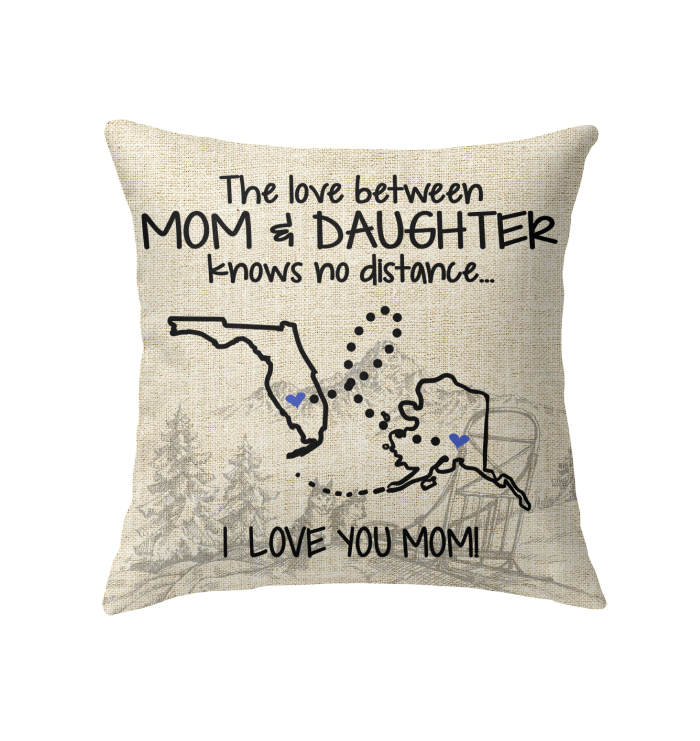 ALASKA FLORIDA THE LOVE BETWEEN MOM AND DAUGHTER