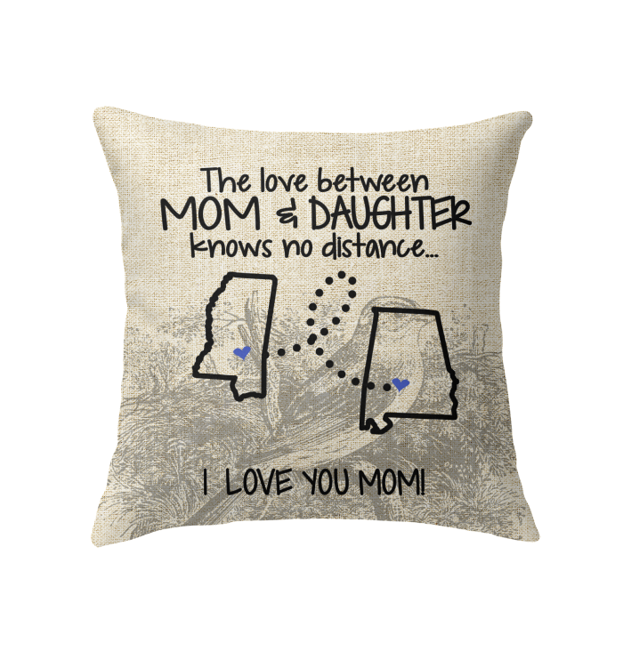 ALABAMA MISSISSIPPI THE LOVE MOM AND DAUGHTER KNOWS NO DISTANCE